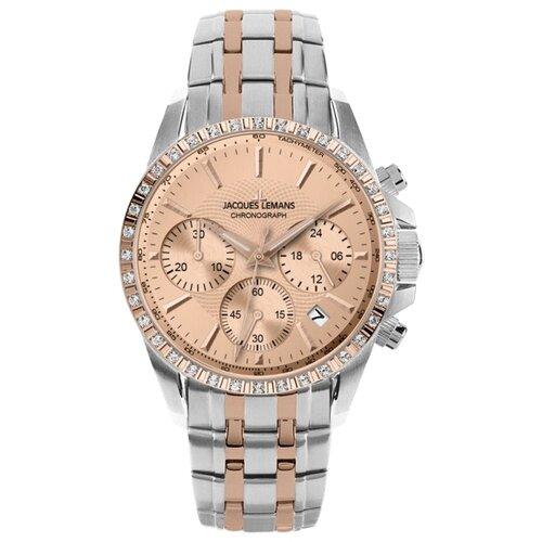 Наручные часы JACQUES LEMANS 1-1724D наручные часы jacques lemans 1 1850zd