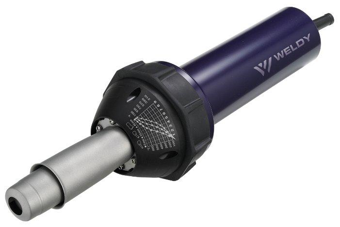 Профессиональный строительный фен Weldy Energy HT1600 Case (набор для сварки пластиковых изделий)