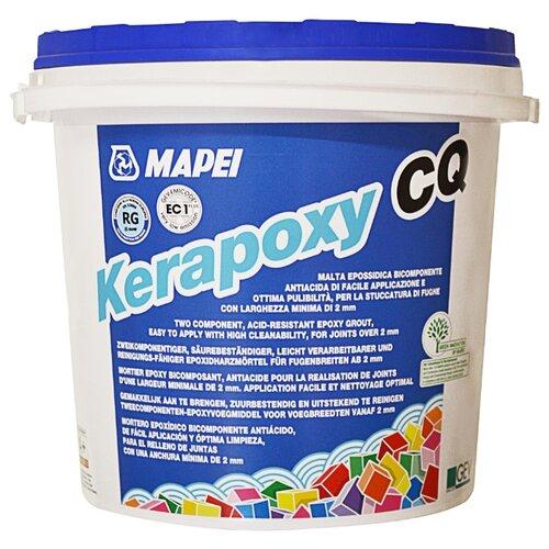 Фото - Затирка Mapei Kerapoxy CQ 3 кг 130 jasmine cq 5