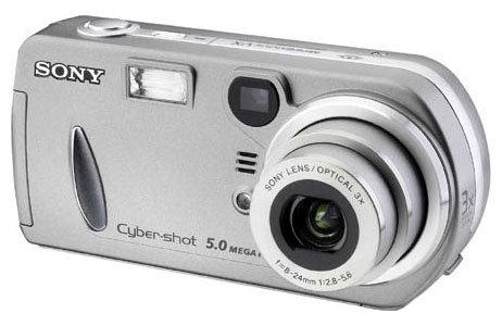Фотоаппарат Sony Cyber-shot DSC-P92
