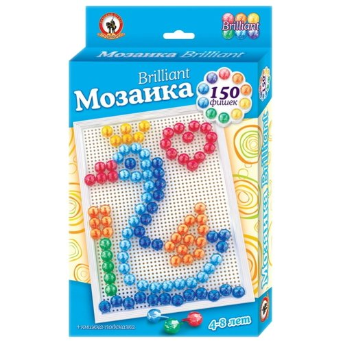 Русский стиль Мозаика Brilliant Царевна-Лебедь (03971)Мозаика<br>
