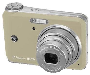 Фотоаппарат General Electric H1200