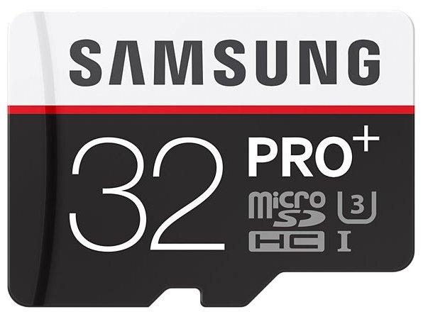 Samsung Карта памяти Samsung microSDHC PRO Plus 95MB/s + SD adapter