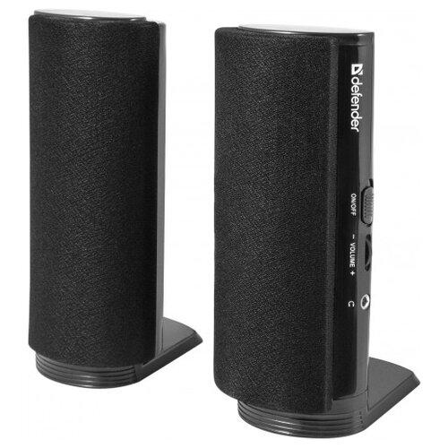 Компьютерная акустика Defender SPK-210 черный