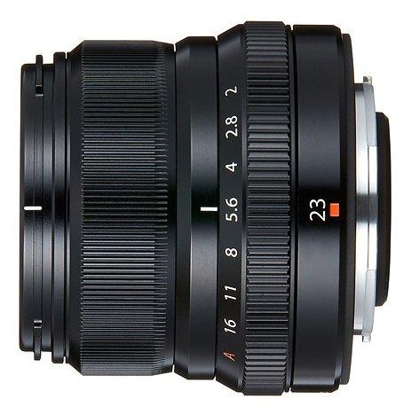 Объектив Fujifilm XF 23 mm F/2 R WR