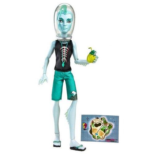 Кукла Monster High Побережье Черепа Гил Вебер, 27 см, W9183