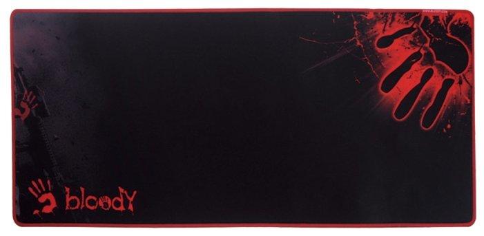 Коврик для мыши A4Tech Bloody B-087S черный/рисунок, 300х700х2мм