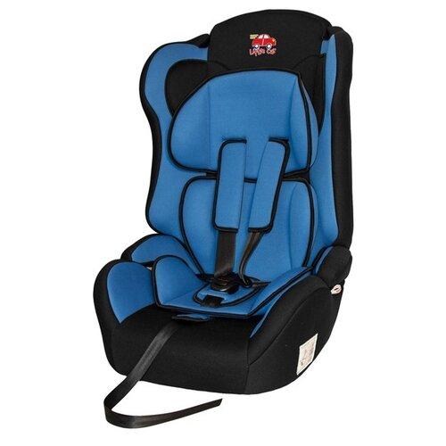 Автокресло группа 1/2/3 (9-36 кг) Little Car Comfort, синий автокресло группа 1 2 3 9 36 кг little car ally с перфорацией черный