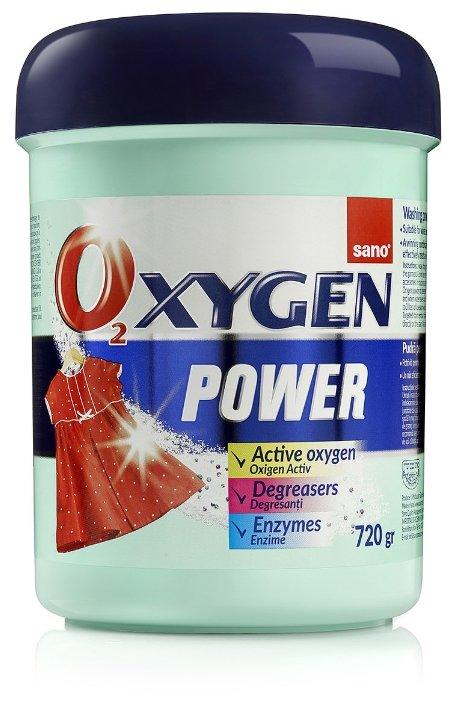 Sano пятновыводитель Oxygen Power 2 в 1