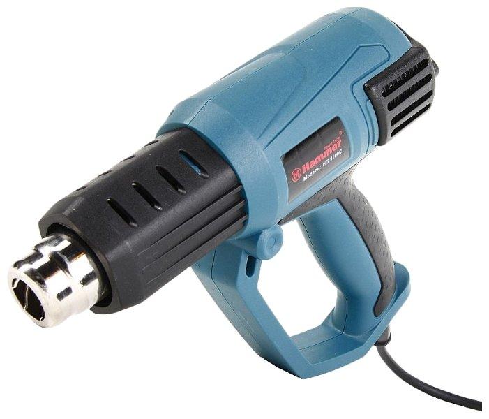 Строительный фен Hammer HG2100C Premium Case 2000 Вт