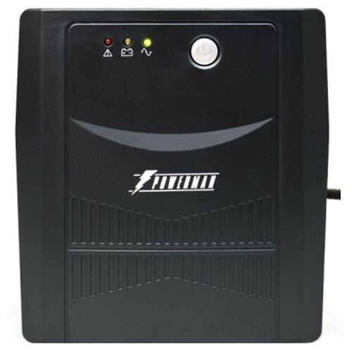 Интерактивный ИБП Powerman Back Pro 1000 интерактивный ибп powerman back pro 1000 plus