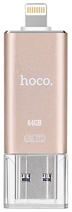 Флешка Hoco UD2 64GB