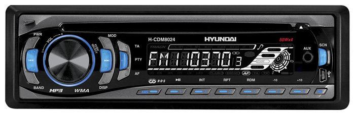 Автомагнитола Hyundai H-CDM8024