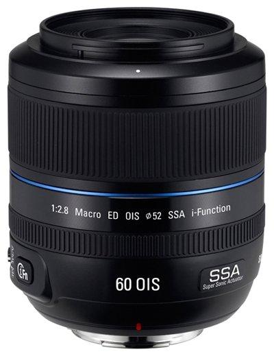 Объектив Samsung 60mm f/2.8 Macro ED OIS SSA (M60SB)