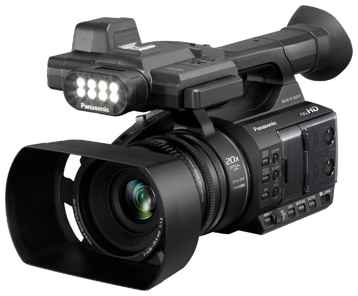 Panasonic Видеокамера Panasonic AG-AC30