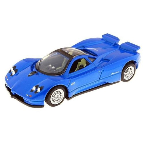 Легковой автомобиль Autogrand Top 100 Collection Pagani Zonda C12 (678) 1:43 синий top margo collection top