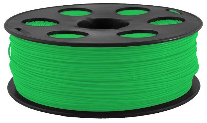 ABS пруток BestFilament 1.75 мм зелёный