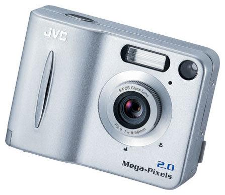 Фотоаппарат JVC GC-A70