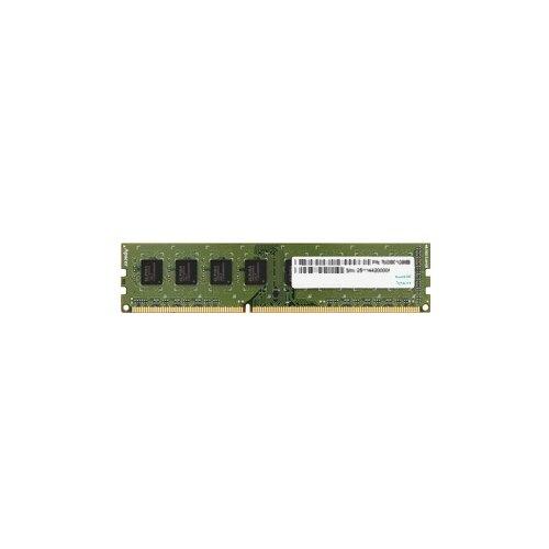 Купить Оперативная память Apacer DDR3 1600 (PC 12800) DIMM 240 pin, 2 ГБ 1 шт. 1.5 В, CL 11, DDR3 1600 DIMM 2Gb CL11