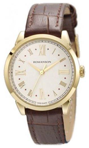 Наручные часы ROMANSON RL3201LG(WH)