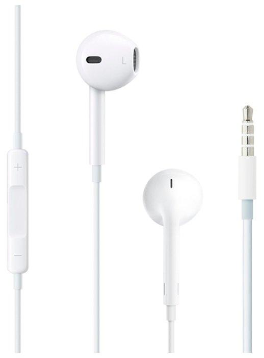 Apple Наушники Apple EarPods (3.5 мм)