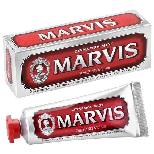 Зубная паста Marvis Cinnamon Mint, 25 мл marvis flavour collection set
