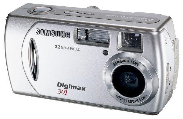 Фотоаппарат Samsung Digimax 301
