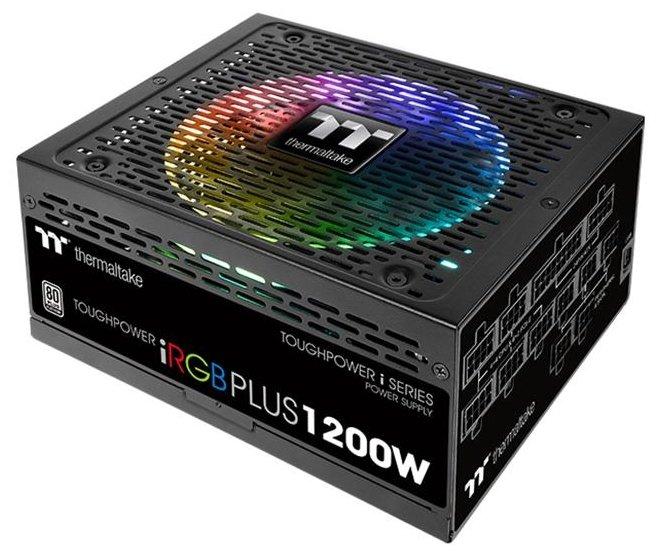 Thermaltake Блок питания Thermaltake Toughpower iRGB PLUS 1200W Platinum