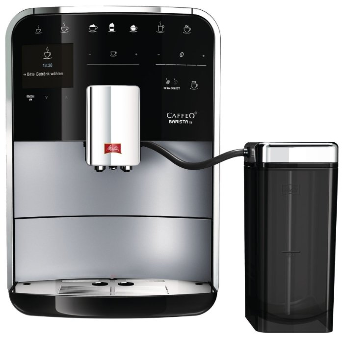 Melitta а Caffeo F 750-101 Barista TS, Silver кофемашина