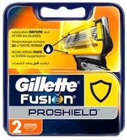 Сменные лезвия Gillette Fusion ProShield