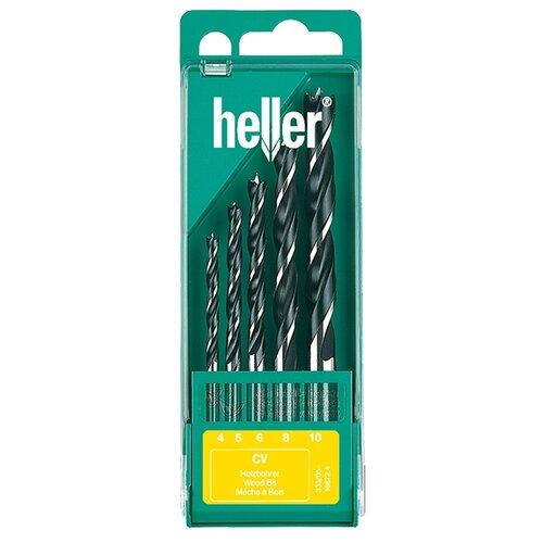 Набор сверл Heller 16872 4 xa 389 магнит лошадь набор из 4 штук