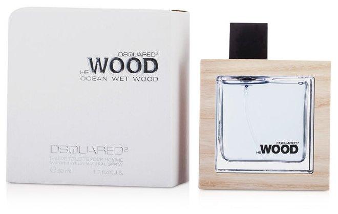 DSquared2 He Wood Ocean Wet Wood