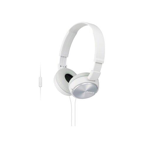 Купить Наушники Sony MDR-ZX310AP белый
