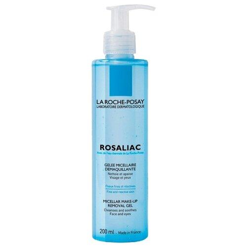 La Roche-Posay гель мицеллярный для кожи лица и век Rosaliac, 195 млОчищение и снятие макияжа<br>