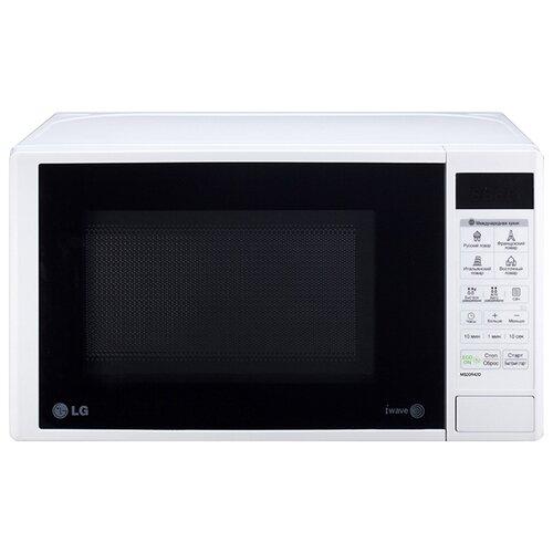 Микроволновая печь LG MS-20R42D микроволновая печь lg mh6342bb черный
