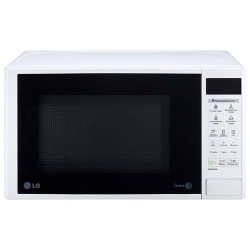 Микроволновая печь LG MS-20R42D микроволновая печь свч lg ms 2042 db