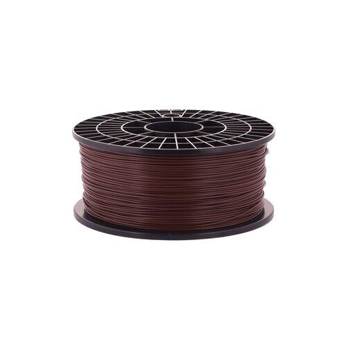 PLA пруток на катушке Мастер Пластер 1.75 мм коричневый 1 кг