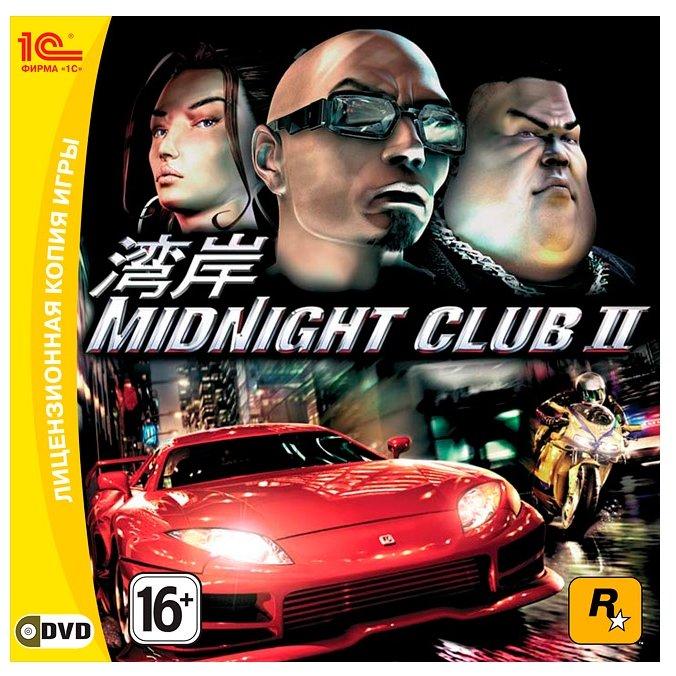 Rockstar Games Midnight Club II