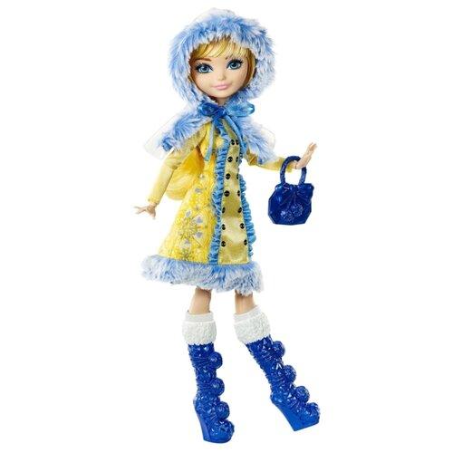 Кукла Ever After High Эпическая зима Блонди Локс, 26 см, DKR66 nappily ever after