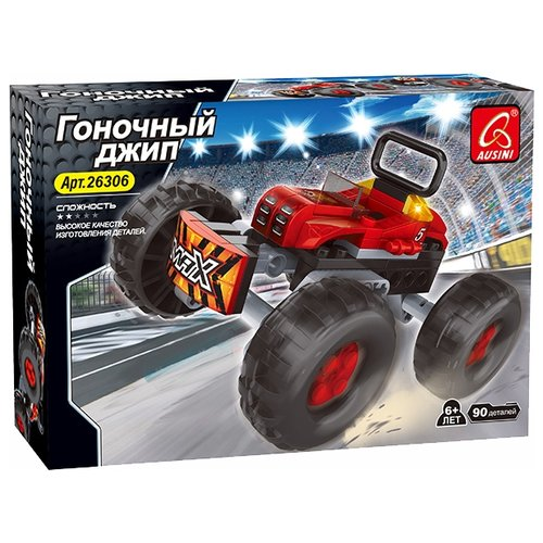 Конструктор Ausini Гонка 26306 конструктор ausini гонка 26101