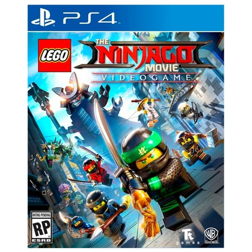 Игра для PlayStation 4 LEGO Ninjago