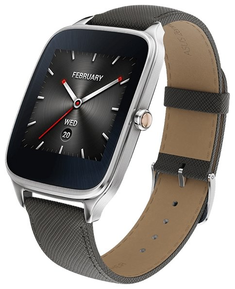Часы ASUS ZenWatch 2 (WI501Q) leather