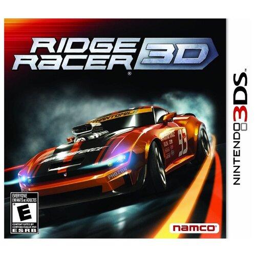 Игра для Nintendo 3DS Ridge Racer 3D, BANDAI NAMCO  - купить со скидкой
