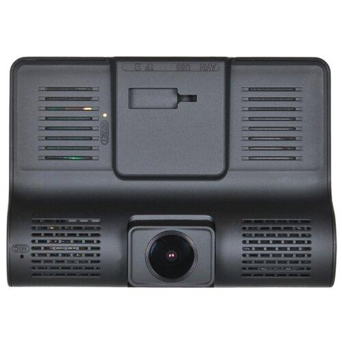 Фото - Видеорегистратор Intego VX-315DUAL, 3 камеры черный видеорегистратор intego kite