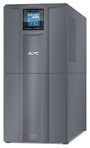 Интерактивный ИБП APC by Schneider Electric Smart-UPS SMC3000I-RS