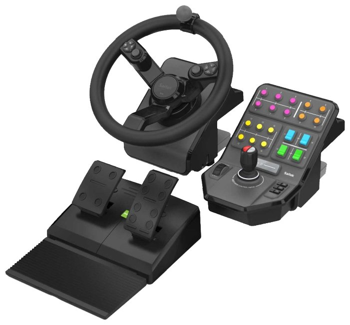 Saitek Heavy Equipment Precision Control System for PC