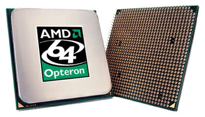 AMD Процессор AMD Opteron Dual Core 275 Italy (S940, L2 2048Kb)