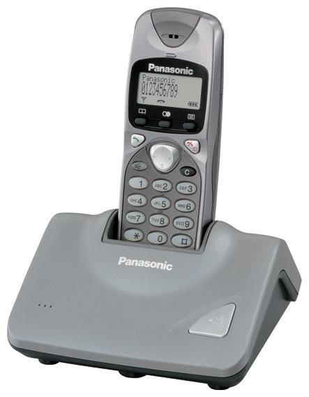 Радиотелефон Panasonic KX-TCD705