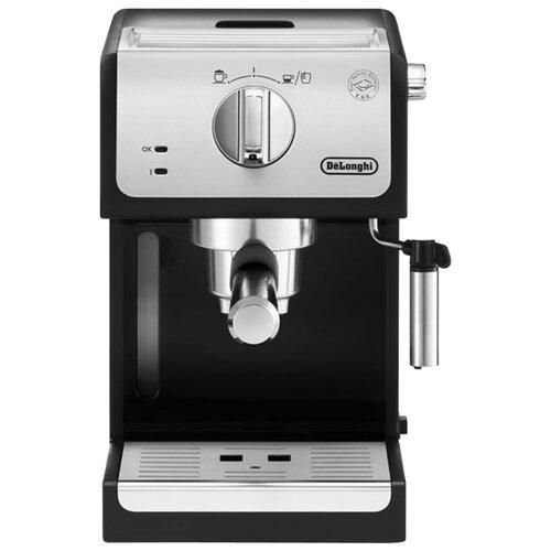 Кофеварка рожковая De'Longhi ECP 33.21 черный кофеварка delonghi ecp 31 21