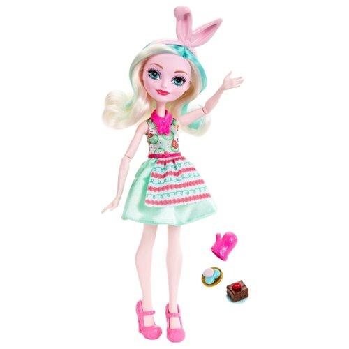 кукла mattel ever after high сказка наизнанку седар вуд cdm49 cdm51 Кукла Ever After High Принцессы-кондитеры Банни Бланк, FPD57